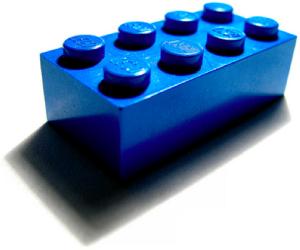 Legokloss 2