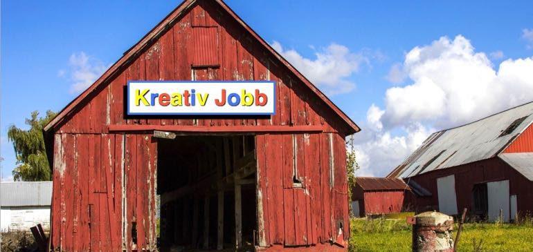Konseptet bak Kreativ Jobb
