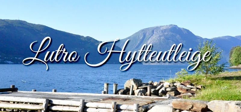 Webside for Lutro Hytteutleige